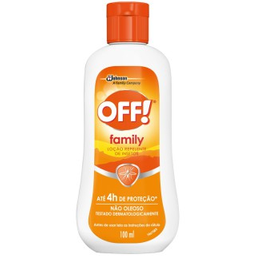 Loção Repelente Off Family 100 mL