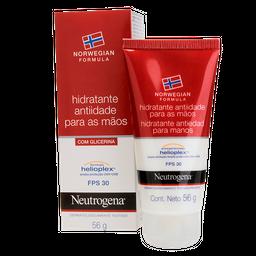 Hidratante Anti-Idade para Mãos Neutrogena FPS 30 56g
