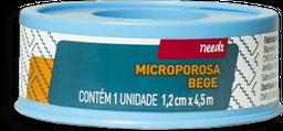 Esdrapo Microporoso Bege 1,2 cm X 4,5m Needs 1 Und