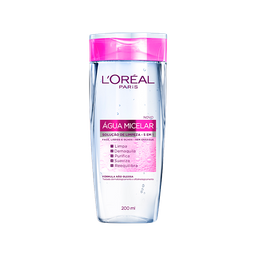 Água Micelar 5 Em 1 de L'Oréal Paris 200ml