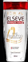 Pré Shampoo Reparação Total 5+ Elseve L'Oréal Paris 400Ml