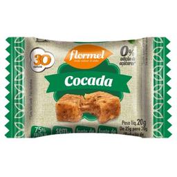Cocada Zero Flormel 25g