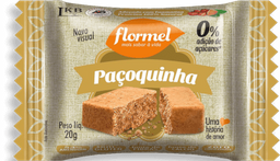 Paçoca Zero Flormel 25 g