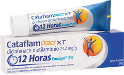 Gel Cataflam Pro Xt 50 g