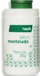 Talco Mentolado Needs 30g