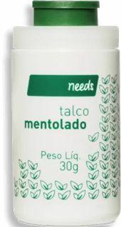 Needs Undefined Talco Mentolado
