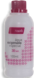 Água Oxigenada Needs 30 Volumes 100mL