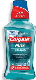 Antisséptico Bucal Colgate Plax Ice Infinity 250 mL