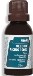 Óleo de Ricino Needs 30mL
