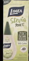 Adoçante Líquido Linea Stevia 60mL