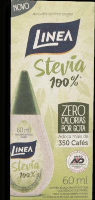 Linea Adoçante Líquido Stevia