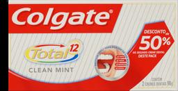 Kit Creme Dental Colgate Total 12 2 U 90g