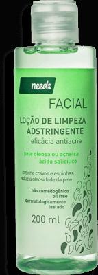Tônico Adstringente Antiacne Needs 200 mL