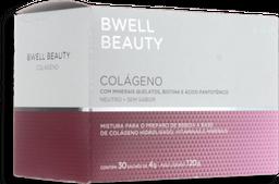 Colágeno Bwell Beauty 30 Sachês