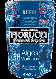 Sabonete Líquido Refil Algas Marinhas Fiorucci 440mL