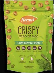 Crispy De Grão De Bico Flormel Com Ervas Finas 100g