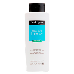 Hidratante Corporal Neutrogena Body Care Intensive Comfort 400mL