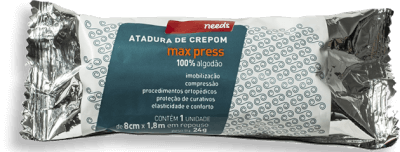 Needs Atadura Maxpress 8Cm X 1,8M