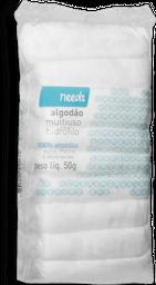 Compre 3 Ganhe 25% Algodão Needs Multiuso Hidrófilo Zig-Zag 50 g