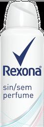 Desodorante Rexona sem Perfume 150mL