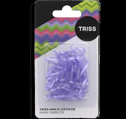 Mini Elásticos Cabelos Triss 50 Unds