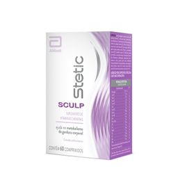 Suplemento Vitaminico Stetic Sculp 60 Comprimidos