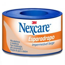 Esparadrapo Nexcare Bege 25mmx3m