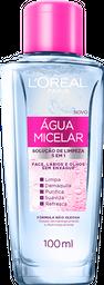 Água Micelar 5 Em 1 de L'Oréal Paris 100ml