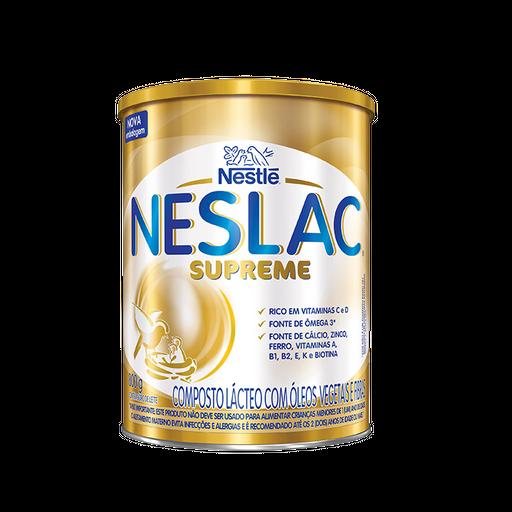 Neslac Composto Lácteo Supreme 800 Gramas
