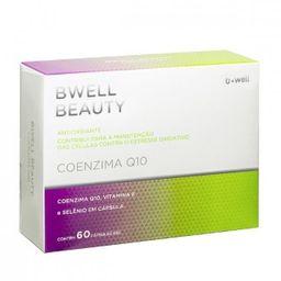 Suplemento Vitaminico B-Well Beauty Coenzima Q10 60 Cáps Gel