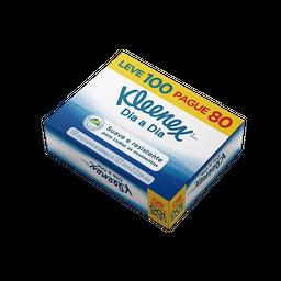 Box Kleenex CLASSIC 100un - L100P80
