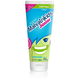 Creme Dental Malvatrikids Júnior Gel 70 g