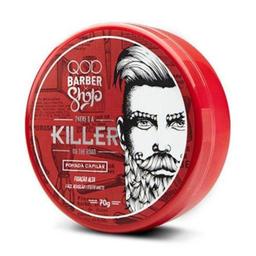 Pomada Qod Barber Shop Super - Alta Fixação 70 g