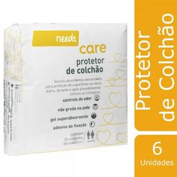 Compre 2 Ganhe 10% Protetor de Colchão Needs Descartável