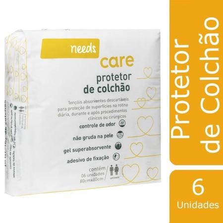 Needs Undefined Protetor de Colchão Descartável