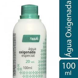 Água Oxigenada Needs 20 Volumes