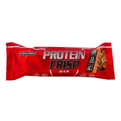 Protein Crisp Barra de Proteína Peanut Butter