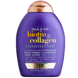 Condicionador OGX Biotin & Collagen