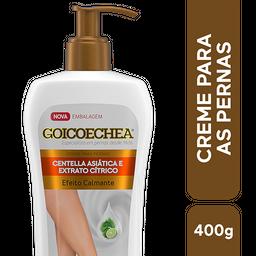 Creme Goicoechea Elastina, Colágeno E Frutas Vermelhas, 400G