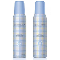 Kit Desodorante Aerosol Giovanna Baby Blue
