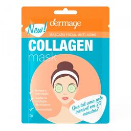 Máscara Facial Dermage Collagen