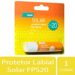 Needs Solar Protetor Labial Hidratante FPS20