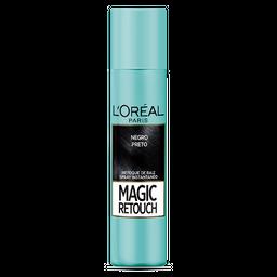 Spray Retoque de Raiz Instantâneo Magic Retouch Preto