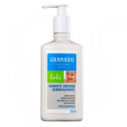 Sabonete Líquido Cremoso Granado Dermocalmante Peles Sensíveis