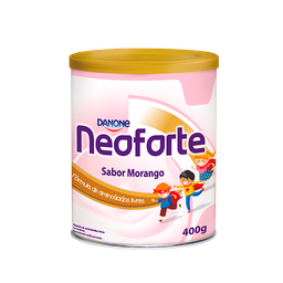 Neo Forte Morango - 400G