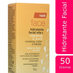 Hidratante Facial Needs Vita C