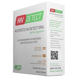 Autoteste Hiv Detect Oral