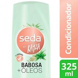 Condicionador Seda Babosa + Óleos