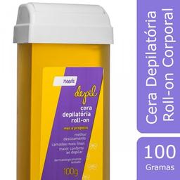 Cera Depilatória Roll-On Needs Depill Mel e Própolis