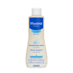 Mustela Gentle Shampoo Bebe 500 mL